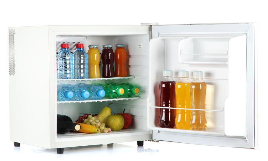 To show the home bartender the importance of having a bar fridge, so they can tend bar and enjoy the party at the same time.