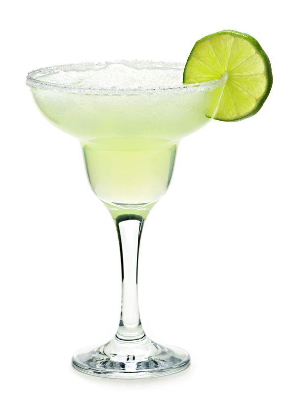 Photo shows a Margarita cocktail in a serving glass, mixed and ready to drink. (© elenathewise/123RF photo)